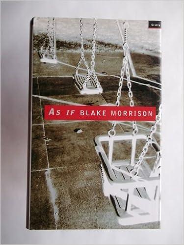 As If por Blake Morrison epub