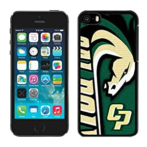 New Iphone 5c Case Ncaa Big Sky Conference Cal Poly Mustangs 4
