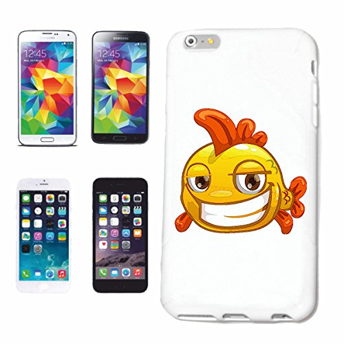 "cas de téléphone Sony XPERIA Z3 ""RIRE GOLDFISH SMILEY ""sourire EMOTICON APP de SMILEYS SMILIES ANDROID IPHONE EMOTICONS IOS"" Hard Case Cover Téléphone Covers Smart Cover pour Sony XPERIA Z3 en blanc"