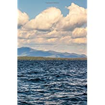 Journal Lake Clear Day Scenic Beauty: (Notebook, Diary, Blank Book)