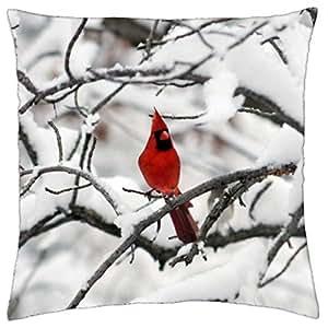 Kieffer shop .Waiting Christmas 18*18 inch cotton pillowcase