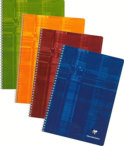Clairefontaine Classic Wirebound Notebooks margin