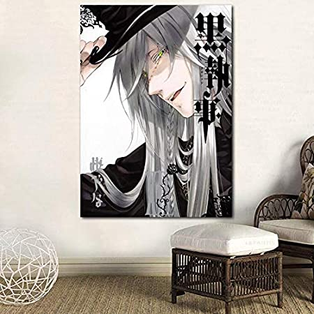 KWzEQ Imprimir en Lienzo Imágenes de Personajes de Dibujos Animados decoración de Arte de Pared hogar para Sala de Estar carteles30x45cmPintura sin Marco