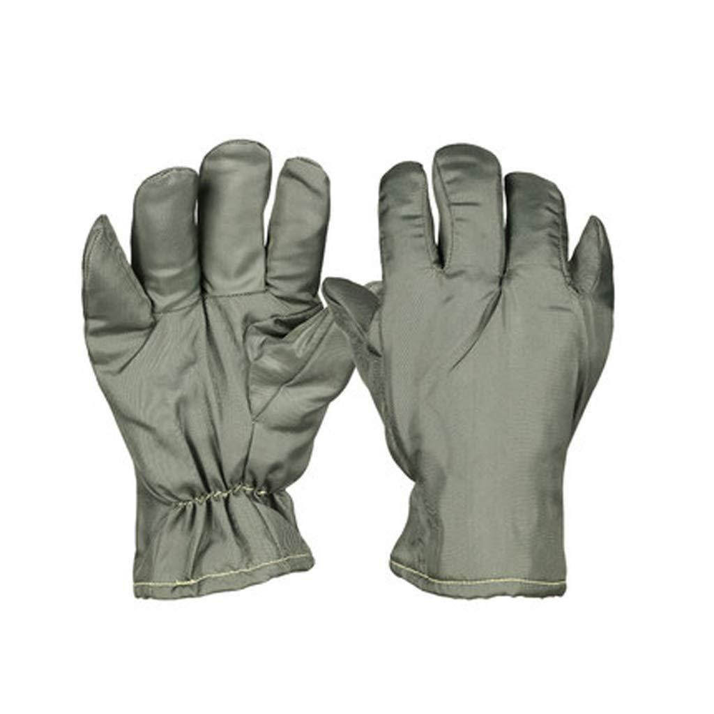 高温耐性手袋、無塵および断熱手袋、クリーンルーム、実験用断熱手袋、チップなし、耐高温性、300度 SHWSM B07TCX9YSL