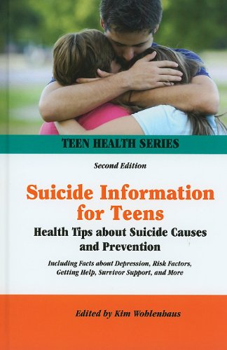 SUICIDE INFORMATION FOR TEENS 2ND ED