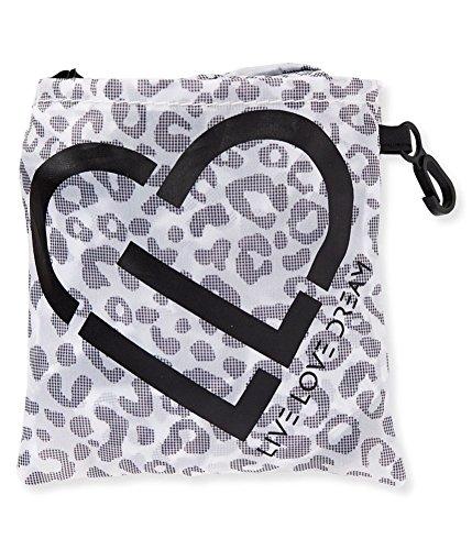 Aeropostale Womens Animal Print Hobo Messenger Bag - Animal Print Hobo