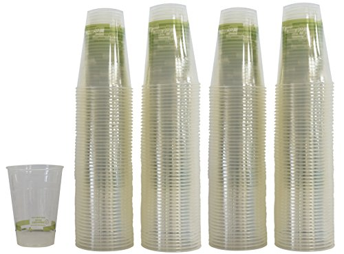 World Centric - Compostable Cold Cups (16 Ounce 200 Count)