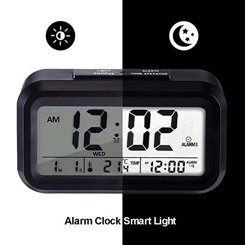 Review EWTTO Digital Alarm Clock