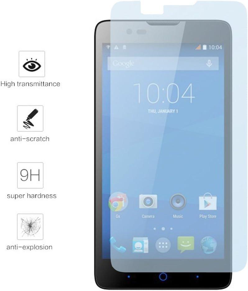 Tumundosmartphone Protector Pantalla Cristal Templado para ZTE Blade L3 Plus: Amazon.es: Electrónica