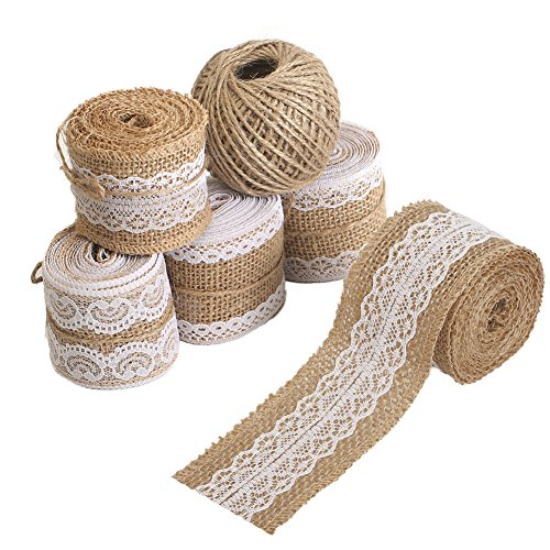 The 10 best burlap lace ribbon 2 inch for 2019
