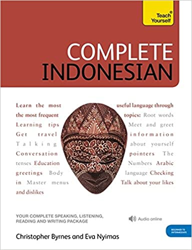 Amazon complete indonesian beginner to intermediate course complete indonesian beginner to intermediate course learn to read write speak and understand a new language teach yourself 1st edition m4hsunfo