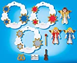 PLAYMOBIL Christmas Angel Ornaments Set