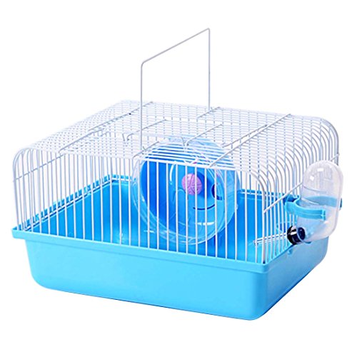 Cage Metro (Vegxpet Hamster Haven CritterTrail Carry & Go Travel Habitat Small Cage)