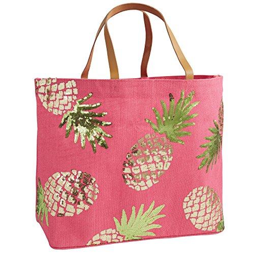 Mud Pie 8613286P Tropical Pineapple