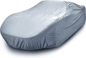 iCarCover Fits. [Fiat Spider 2000] 1979 1980 1981 1982 1983 1984 Waterproof Custom-Fit Car Cover