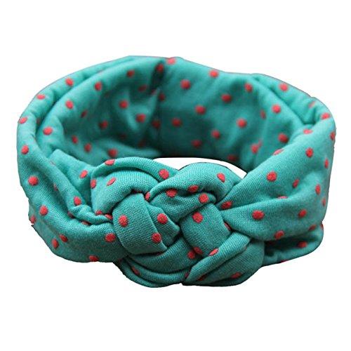 ot Cross Baby Girls Headband (Lovely Dot)