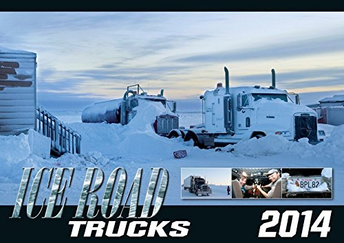 Ice Road Trucks 2014 (Kalender)