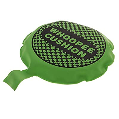 Whoopee Cushion Party Whoopee Cushion Mini Woopie Cushion for for Kids Boy - Green: Toys & Games