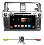 BlueLotus 8″ Android 5.1 Quad Core Car DVD GPS Navigation for TOYOTA PRADO 2014 +TV+Radio Bluetooth+WIFI+SWC+RDS+AV+AUX IN+Backup Camera + USA Map Review