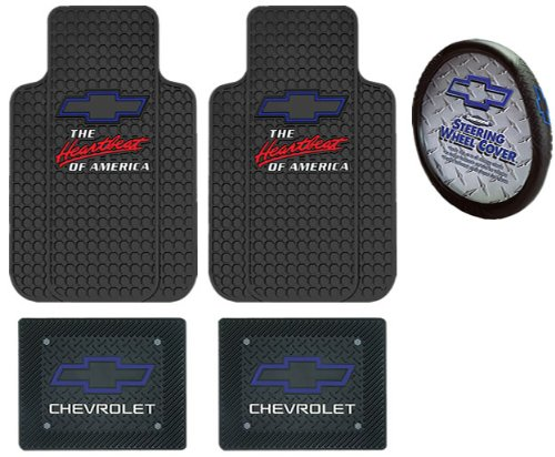 Blue Chevy Logo Floor Mats Gurus Floor