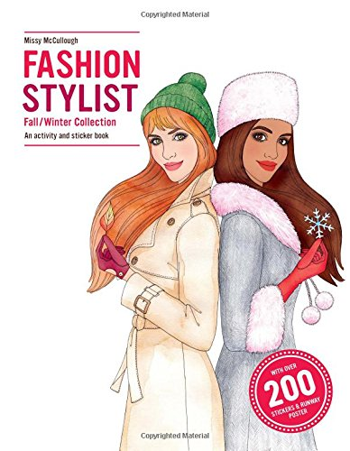 Fashion Sticker - Fashion Stylist: Fall/Winter Collection: An Activity and Sticker Book