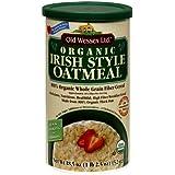 Old Wessex Org Irish Oatmeal Og 18.5 Oz
