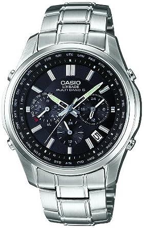 b74d9e7182 Amazon | [カシオ]CASIO 腕時計 リニエージ 電波ソーラー LIW-M610D-1AJF メンズ | 国内メーカー | 腕時計 通販