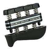 CanDo 10-0744 Digi-Flex Hand Exerciser, Finger 9.0 lb/Hand 31.0 lb, Black-X-Heavy