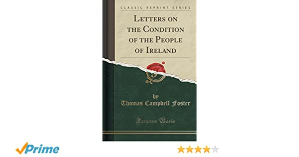 Letters From Ireland (Classic Reprint)