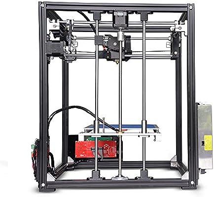 Entweg Kits de impresora 3D Tronxy X5 DIY Tamaño de impresión ...
