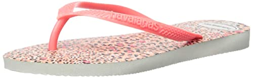 34c01135a28b Havaianas Kid s Slim Animals Sandal (Toddler Little Kid)