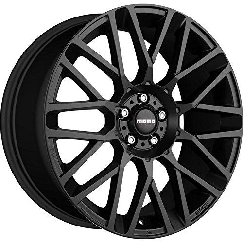 Momo Revenge ECE Black Matt 16 x 7 4 X 100 ET43 cerchi in lega, Auto MOMWRVB60643VO3