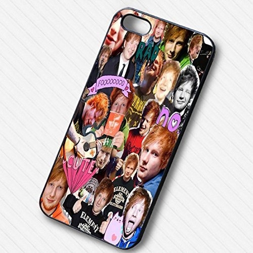 Ed Sheeran Collage pour Coque Iphone 6 et Coque Iphone 6s Case B2A8JK