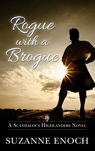book cover of The Rogue with a Brogue