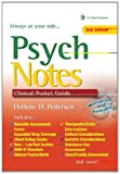 Psych Notes, Darlene D. Pedersen, 0803618530