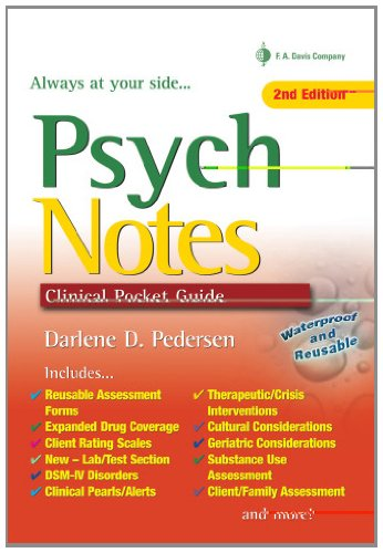 PsychNotes: Clinical Pocket Guide, 2nd Edition