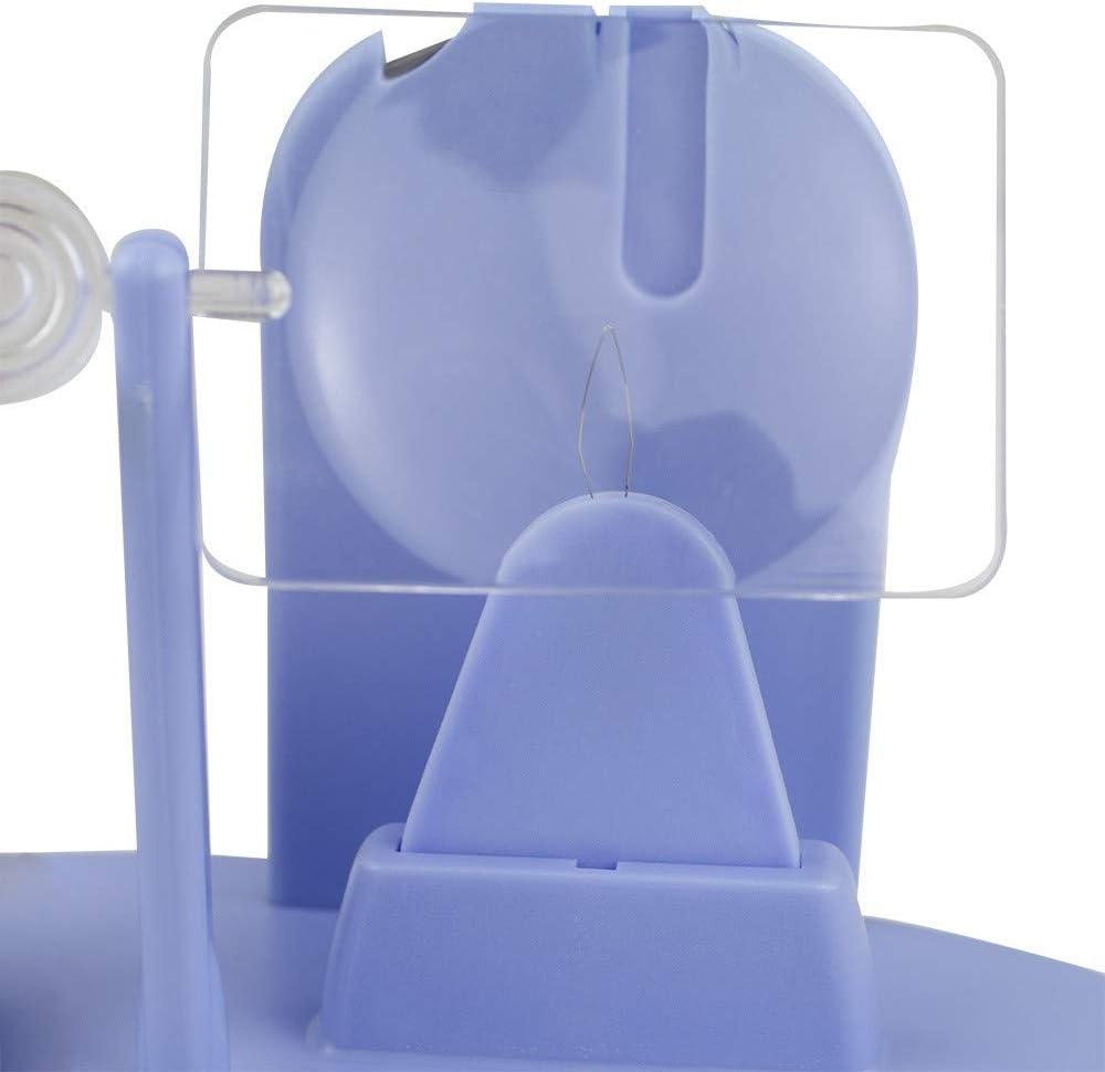 Blu Plastica infila ago automatico Infila ago Mobiclinic