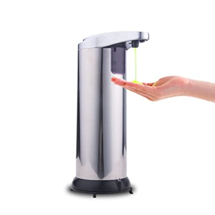 dispensador de jabón, dispensador automático del jabón del sensor/caja de jabón de la