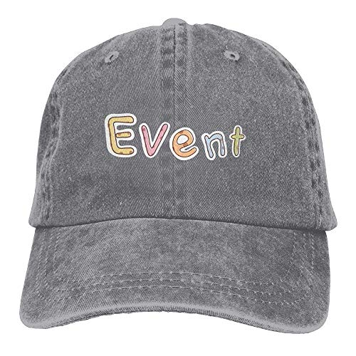 Event Design Hat Women Men Cap Denim Hats Skull Cowboy Cowgirl Sport for waadAq5rP