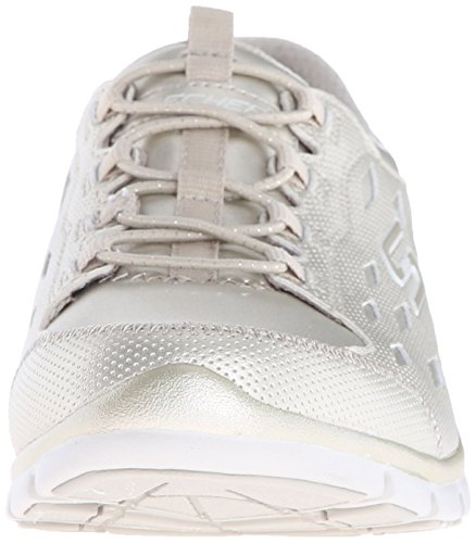 Women's Gold Places Going Sport Sneaker Gratis Skechers Fashion SwHxgW4