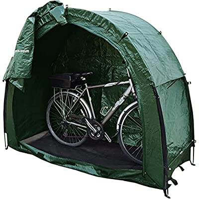 Outdoor Portable Bike Shed and Mobility Scooter Shelter