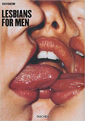 Lesbians sticking tongue in butt