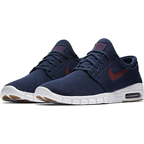Rosso Canotta Air Blu Donna Red Logo Da Max team binary Nike Blue 4dq04