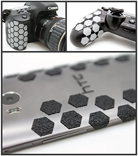 Gear Gripz Non-slip Grip Tape - Honeycomb Pattern (Black)