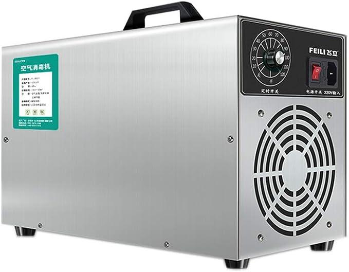 Generador de ozono Comercial MáQuina De EliminacióN De Ionizador ...