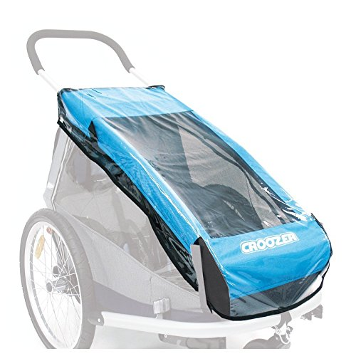 Croozer Fahrradanhänger Regenverdeck für Kinderanhänger kid for 1