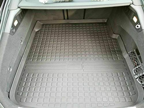 Laser Measured Trunk Liner Cargo Rubber Tray for  Audi A7 S7 RS7 2012-2018 New