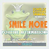 Power of Positive Thinking Series: Smile More Positive Affirmations audio CD