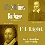 The Siblings Burbage: A Play with Shakespeare | F. L. Light