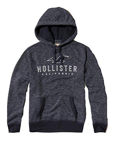 Hollister Mens Hoodie And Sweatshirt  S  Navy 9992